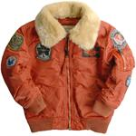 Alpha Industries Boys Maverick Jacket - YJM40105C1